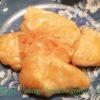 鶏むね肉の味噌マヨ焼№8グラム68円の鶏肉がご馳走に変身!