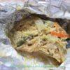 白身魚の包み焼き№7ほっこり味噌マヨ味がやみつきに!