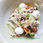 八宝菜№12簡単だけど栄養バッチリ中華の定番